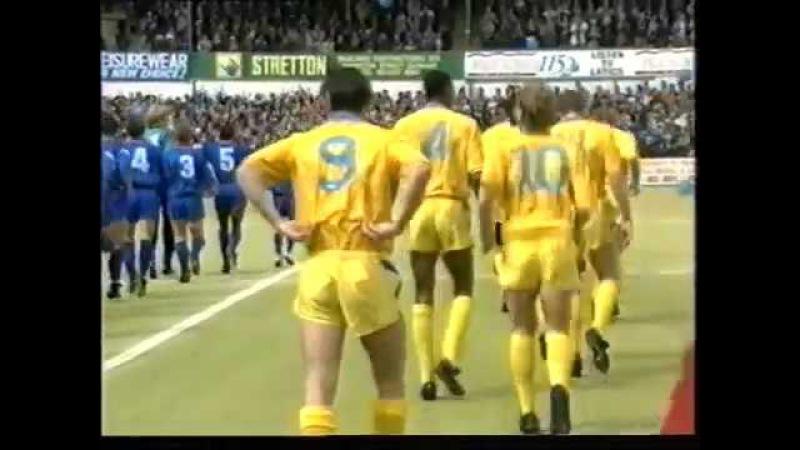 «Олдхэм» 3-2 «Шеффилд Уэнсдей». 2 Дивизион 1990/91. 46 тур.