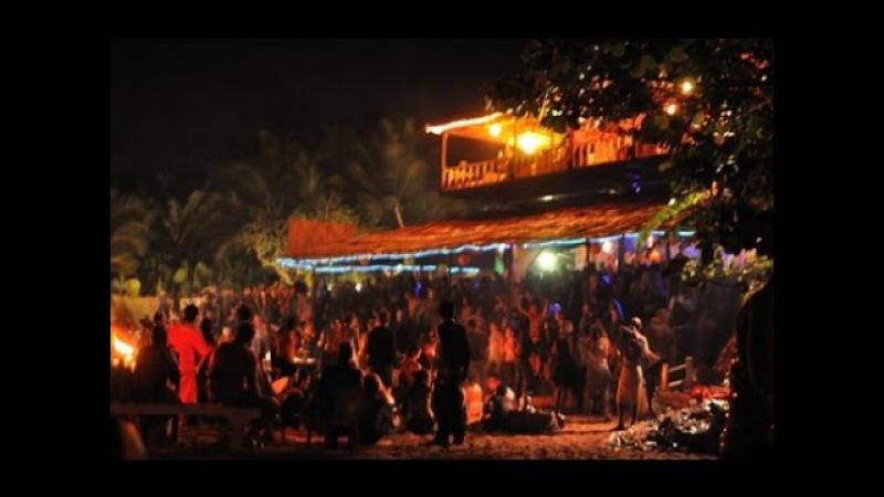 Shiva Valley Party Anjuna Goa. Dance Full power. Psytrance