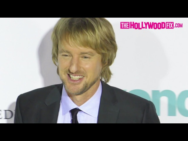 Owen Wilson Jacob Tremblay Walk The Red Carpet At The Wonder Movie Premiere 11.14.17