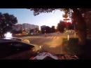 Дорожный беспредел на квадроцикле