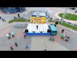 Концерт на осенней ярмарке в Минске