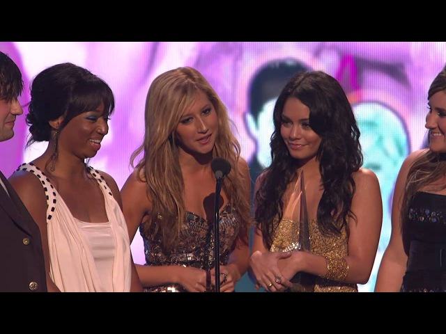 High School Musical 2 Wins Soundtrack Album - AMA 2007