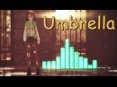 【MMD   Undertale】Umbrella【Remix】