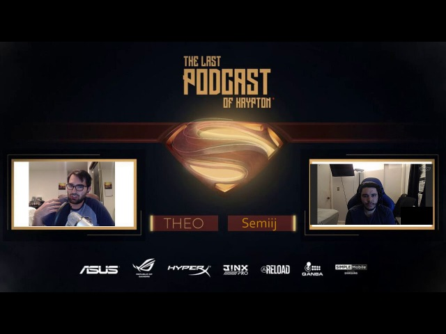 Last Podcast of Krypton Episode 3 feat. Noble Semiij (Apologies for my mic)