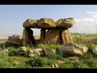 Russian Dolmens by Nikolay Subbotin, Softened Stone Technique, Ancient Megalithic Dolmens