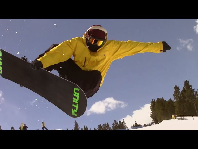 Amazing Snowboard Buttering 2016