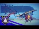 Zeppelin Hunt - Battlefield 1 Recreated in BESIEGE v 0.42b | Theater of Flights 59