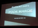 [LIVE] Vicky Chow performs Florent Ghys-Poor Margie for piano and video (2014)