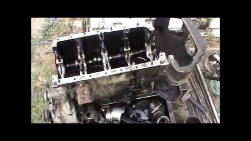 Ремонт Заклинившего 402 Двигателя в Волге 2 Часть