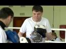 2017.04.17. Тренировка украинских боксеров UBP накануне вечера бокса 22 апреля 2017 г. Киев, Конча-Заспа