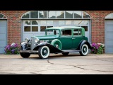 1933 Cadillac V12 370 C Town Sedan by Fisher 33 12 252