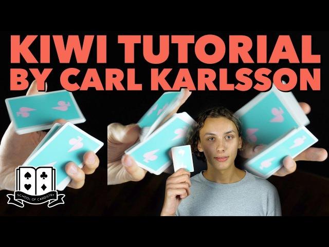 One-handed Cuts - Kiwi Tutorial by Carl Karlsson
