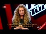 Яна Соломко &ampquotВербовая дощечка&ampquot на шоу Голос Турции