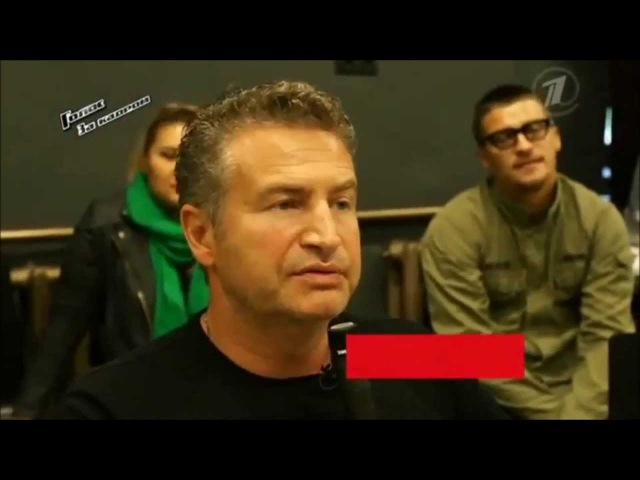 Голос 2 сезон The Voice Russia За кадром 10 от 09.11.2013