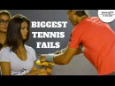 ♦HD♦ Biggest Tennis Fails Part-1 (Funny,Wawrinka,Djokovic,Nadal,Federer,Murray,Williams,Isner)
