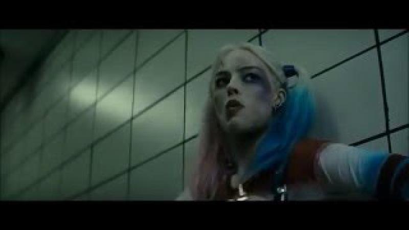 Harley and Joker. Отряд Самоубийц