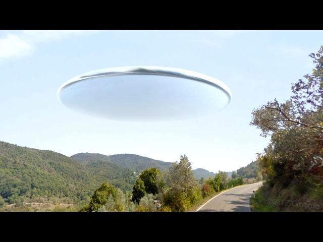 НЛО 2017 реальное видео пришельцев!