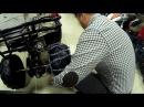 Одеваем цепи на квадроцикл Avantis Hunter 8