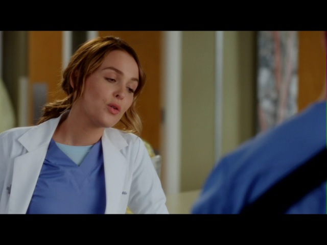 Grey's Anatomy Season 13 Deleted Scene: Jo and DeLuca