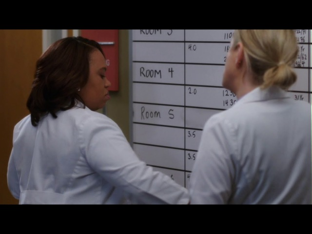 Grey's Anatomy Season 13 Deleted Scene: Arizona and Bailey