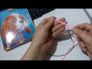 Как вязать от одного клубка в 3 нити