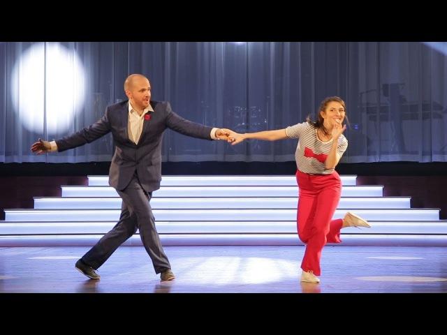 Thomas Audon - Sophie Allaf | Welttanz-Gala Baden Baden 2017 - Boogie Woogie Show
