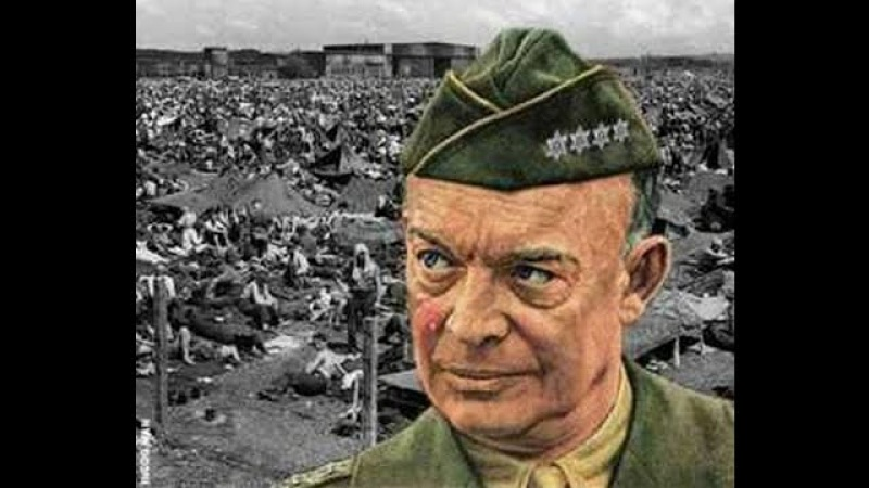 Eisenhower's POW Policy For Germany: DEATH CAMPS || Narrated by Dr. Oren Potito (full)