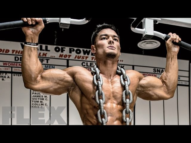 Jeremy Buendia Motivation 2017 - I AM A BEAST