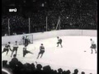 (New) Ice Hockey 1954 (07.03) USSR - Canada - 7:2 WC