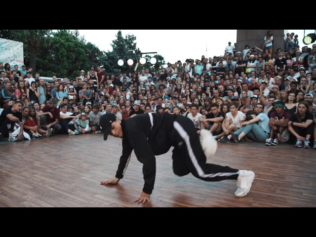 Ruslan Nord Diamond VS Uzee Rock Gun СИЛА И МОЩЬ Yalta Summer Jam 2017