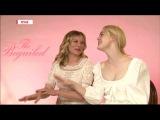 Kirsten Dunst & Elle Fanning Giggle at Colin Farrell - Film Fest Fix