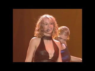Britney Spears - ...Baby One More Time & Crazy (MTV EMA 1999) [Master]