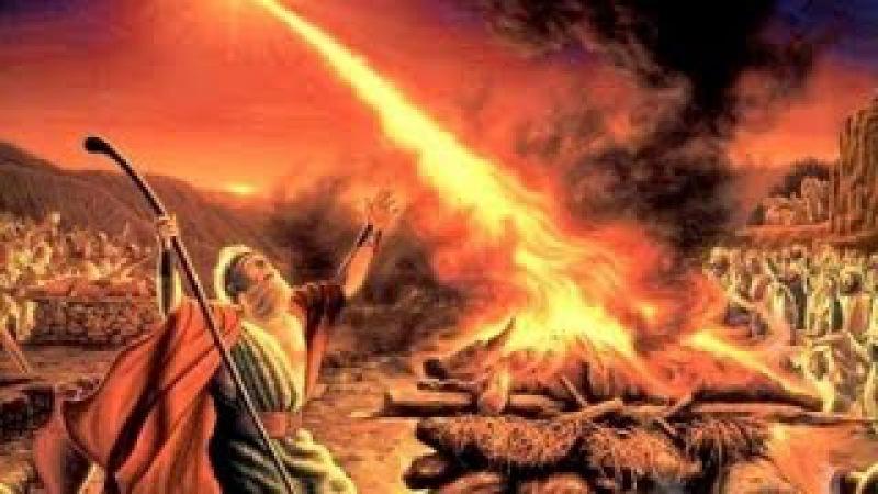 Elijah Elisha - God Jehovah destroys baal prophets - Ahab Jezebel - Chapter 6