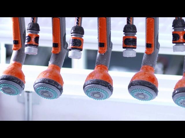 Базовая система полива GARDENA - Сделано в Германии