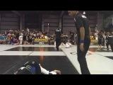 Sergio Guajardo 2015 Dallas Newbreed 2nd Match Gi Rear Naked Choke