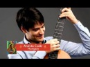 2016 Falletta Guitar Competition Semi-finalist, Andras Csaki.