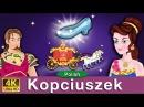 Kopciuszek Bajka Dziecięca bajka na dobranoc Kreskówka 4k UHD Polish Fairy Tales