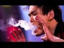 ВСЕ СУДЬИ В ШОКЕ Michael Lee Does Как ему это удалось С сигаретным дымом France's Got Talent 2016
