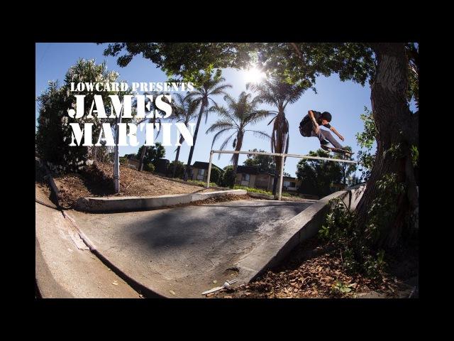 Lowcard Presents James Martin