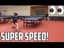 Wonderkid Harimoto   Relentless Topspin Training   Swedish Open 2017!