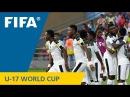 Match 42: Ghana v Niger – FIFA U-17 World Cup India 2017