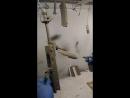 Покраска АКСУ оружейной краской Тайга. Цвет Fab Defense TAN