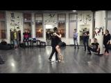 Jazzy Cubango & Daria Govorukhina- workshop - 26.03.2017