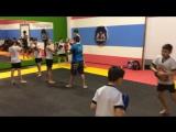 Тренировка. Тренер Мартынов Д.А. 3