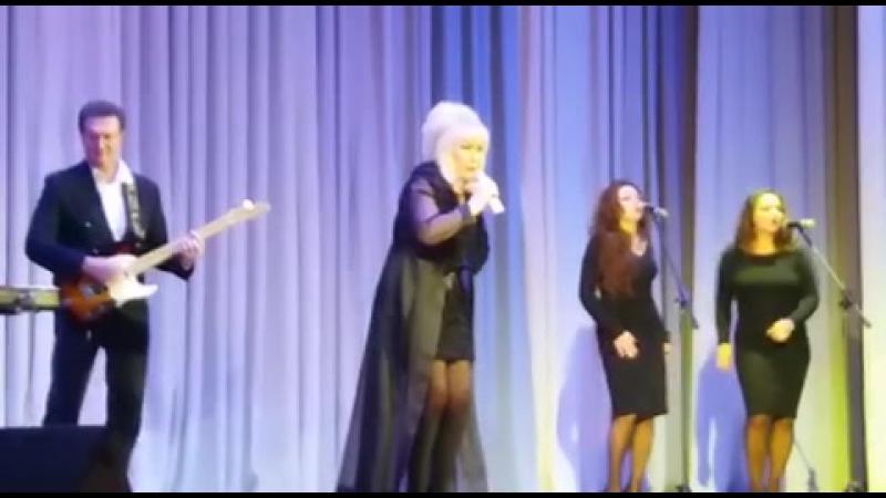 Татьяна Маркова. Гастрольный тур Всё сначала