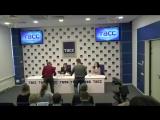 Пресс-конференция главы областной ГИБДД Юрия Дёмина