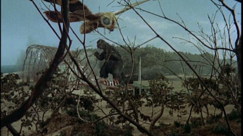 Mothra vs. Godzilla 1964 / Мотра против Годзиллы