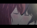 Юри моменты из аниме #9  | Anime Yuri Moments