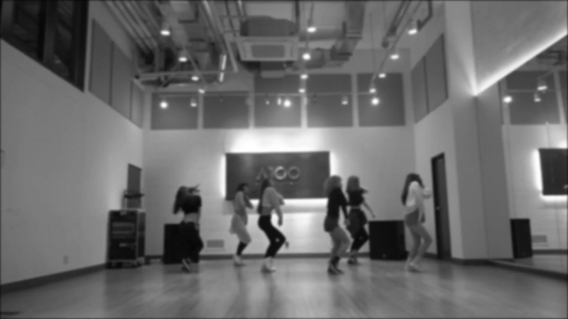 2017.03.10 A100 Entertainment First Project — PRACTICE TWO (Ciara — Body Party)