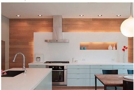 Светодиодное освещение кухонного стола